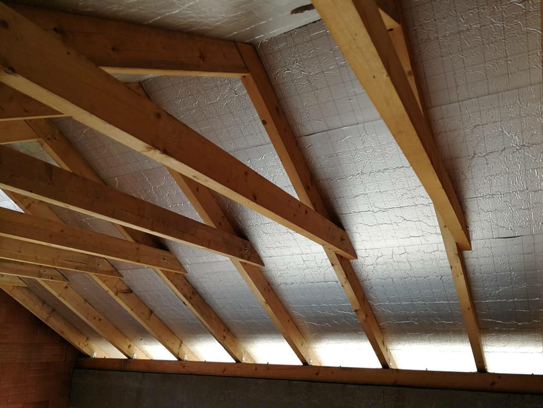 Dach skośny ocieplony płyta termPIR